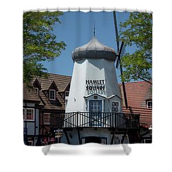 Hamlet Square Shower Curtain
