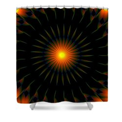 Hammerstone Shower Curtain