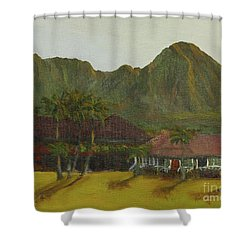 Hanalei Shower Curtain