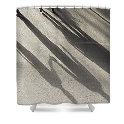 Hand In Hand Shower Curtain