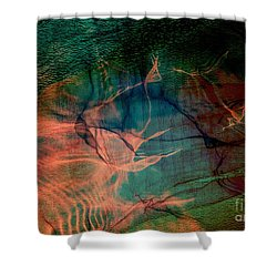 Hand Of A Healer - La Main Dun Guerisseur Shower Curtain