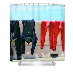 Hang Ten Shower Curtain