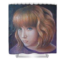 Hannah Shower Curtain