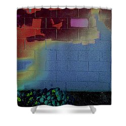 Hap One Shower Curtain