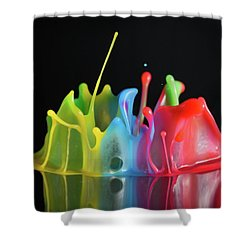 Shower Curtain featuring the photograph Happy Birthday by William Lee