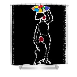 Happy Mother's Day 10 Shower Curtain