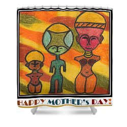 Happy Mother's Day 7 Shower Curtain