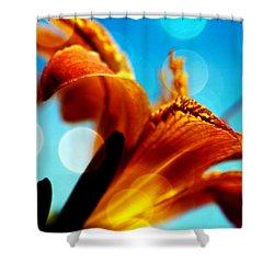 Happy Mother's Day II Shower Curtain by Aurelio Zucco