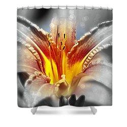 Happy Mother's Day IIi Shower Curtain by Aurelio Zucco