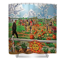 Harbe's Family Farm Shower Curtain
