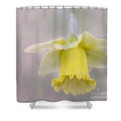 Harbinger Of Spring Shower Curtain