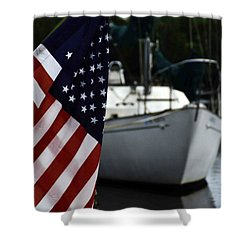 Harbor Shower Curtain