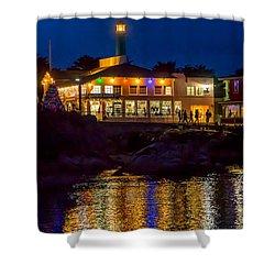 Harbor House Shower Curtain