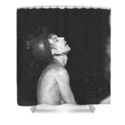Hard Work Shower Curtain