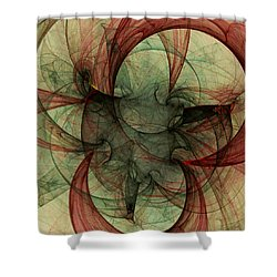 Harmony Remains Shower Curtain