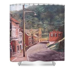 Harpers Ferry West Va Shower Curtain