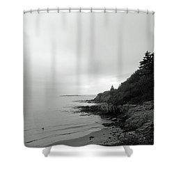Harpswell, Maine No. 5 Shower Curtain