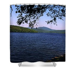 Harriman Shower Curtain by GJ Blackman