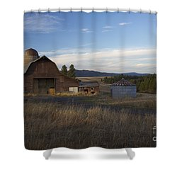 Harrison Barn Shower Curtain