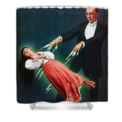 Harry Kellar (1849-1922) Shower Curtain by Granger