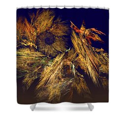 Harvest Of Hope Shower Curtain