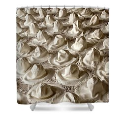 Hatscape Shower Curtain