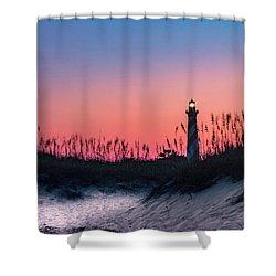 Hatteras Shower Curtain
