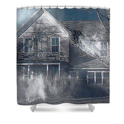 Haunted Shower Curtain