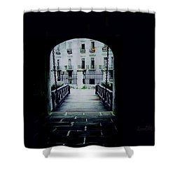 Havana  Poster 1 Shower Curtain