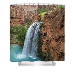 Havasu Falls Grand Canyon Shower Curtain