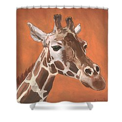 Have A Long Reach Shower Curtain