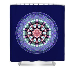 Have A Piece Shower Curtain