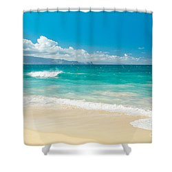 Shower Curtain featuring the photograph Hawaii Beach Treasures by Sharon Mau