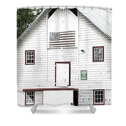 Hay For Sale Shower Curtain by Nicki McManus