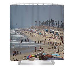 Hazy Lazy Days Of Summer Shower Curtain