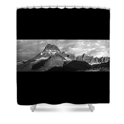 Shower Curtain featuring the photograph Head And Shoulders by David Andersen