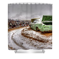 Head Of The Pack Shower Curtain