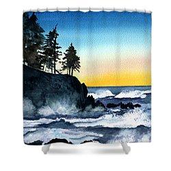 Headland Shower Curtain