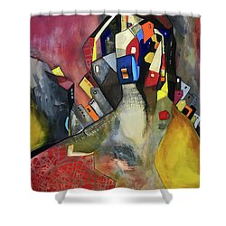 Heads Up Shower Curtain