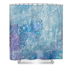 Shower Curtain featuring the photograph Healing Art By Sherri Of Palm Springs by Sherri  Of Palm Springs