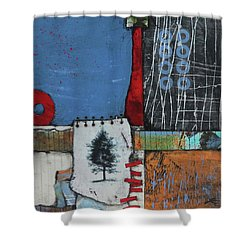Healing Forest Is Needed  Shower Curtain