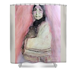 Healing Mother Earth Shower Curtain