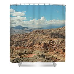 Heart Of It All Shower Curtain