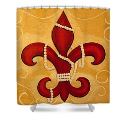 Heart Of New Orleans Shower Curtain