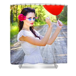 Shower Curtain featuring the photograph Heartache And Heartbreak by Jorgo Photography - Wall Art Gallery
