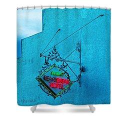 Heartbreak Hotel Shower Curtain