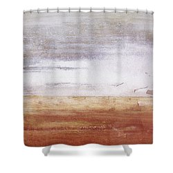 Heartland- Art By Linda Woods Shower Curtain by Linda Woods