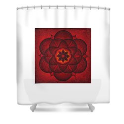 Heartlight Shower Curtain