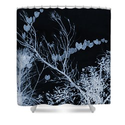 Hearts Of Nature Shower Curtain