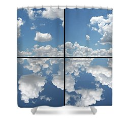 Heaven Shower Curtain